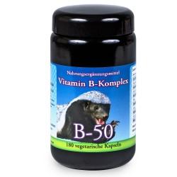Vitamin B-Komplex B-50 180...