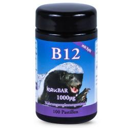 Vitamin B12 pastilky na...