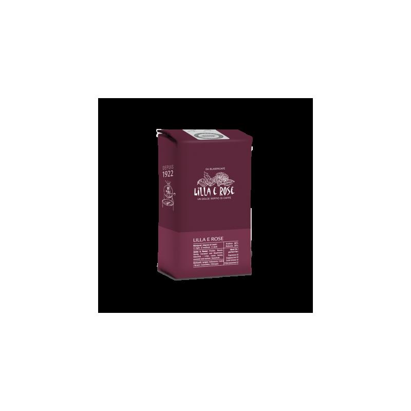 Lilla e Rose zrnková káva Blaser café 250g