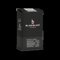Rosso & Nero zrnková káva Blaser café  250g