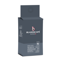 Sera bez kofeínu mletá káva Blaser café 250g