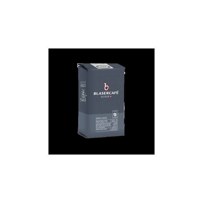 Sera bez kofeínu zrnková káva Blaser café 250g