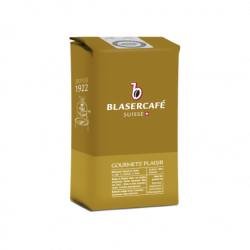 Gourmet's Plaisir zrnková káva Blaser café 250g