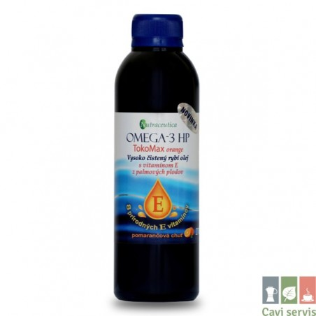 OMEGA-3 HP TokoMax orange rybí olej 270ml