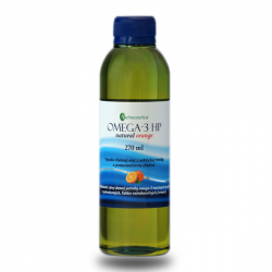 OMEGA-3 HP natural orange rybí olej 270ml