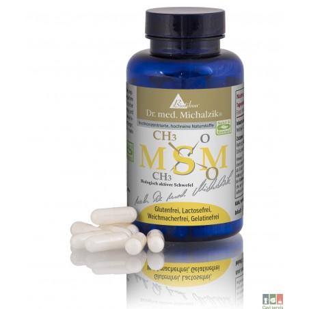 MSM vegan 100 kapsúl