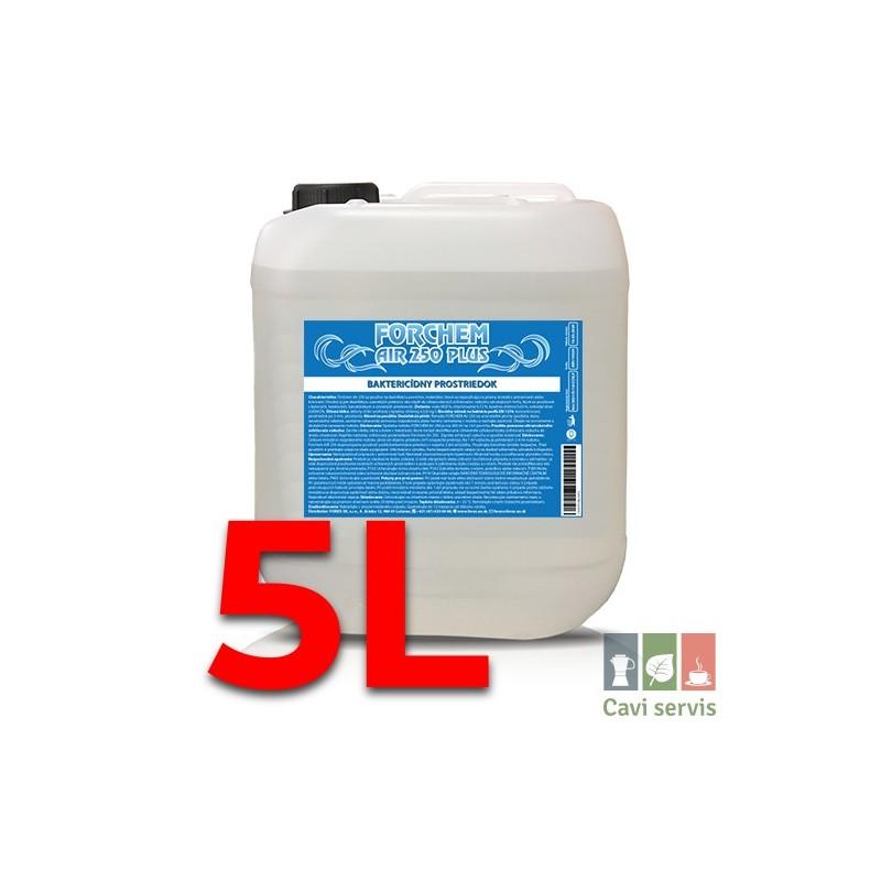Dezinfekčný prostriedok na umývateľné plochy a dezinfekciu vzduchu 5L