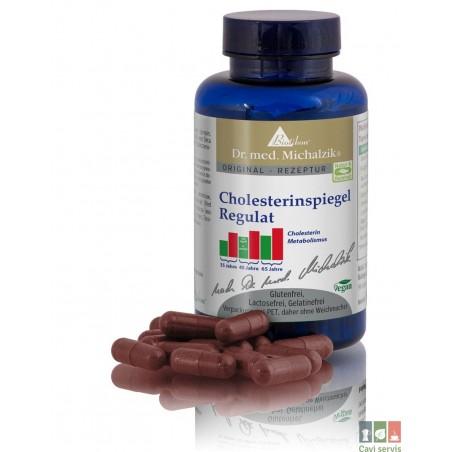 Regulátor hladiny cholesterolu vegan 90 kapsúl